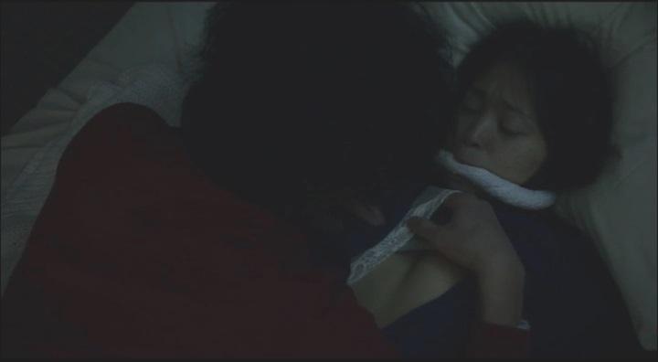 【受難】岩佐真悠子の濡れ場&素晴らしい(?)ヌード!服絡み(明)3