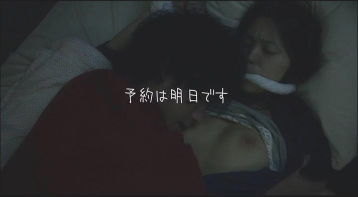 【受難】岩佐真悠子の濡れ場&素晴らしい(?)ヌード!服絡み(明)4