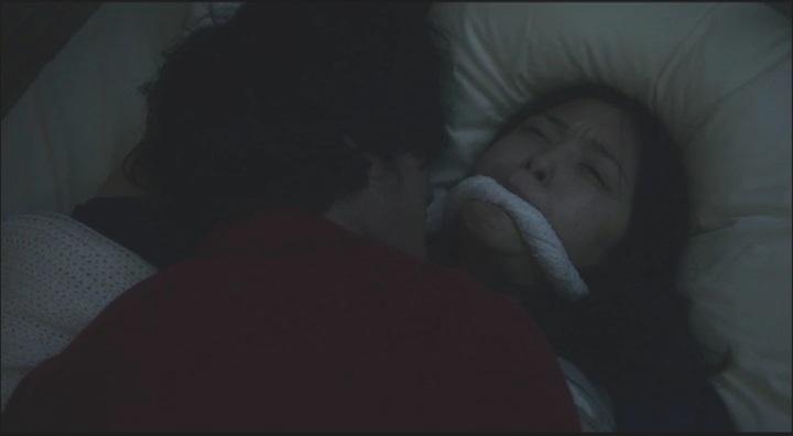 【受難】岩佐真悠子の濡れ場&素晴らしい(?)ヌード!服絡み(明)6