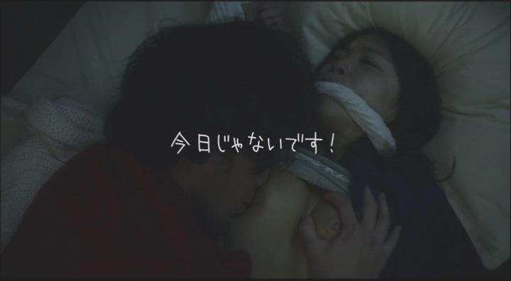 【受難】岩佐真悠子の濡れ場&素晴らしい(?)ヌード!服絡み(明)5