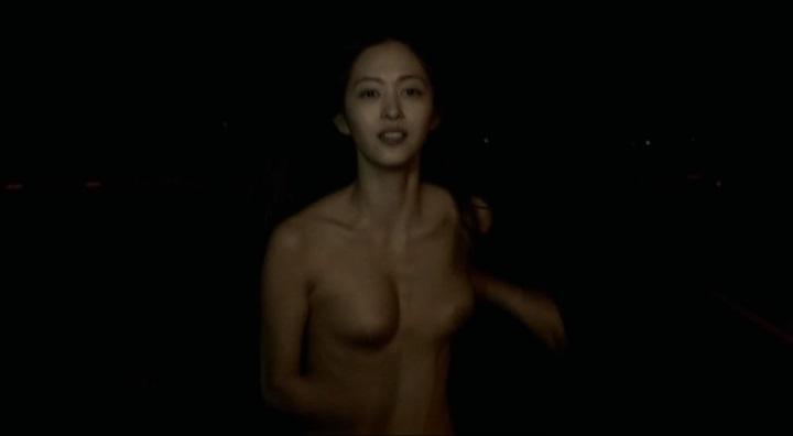 【受難】岩佐真悠子の濡れ場&素晴らしい(?)ヌード!走り暗5
