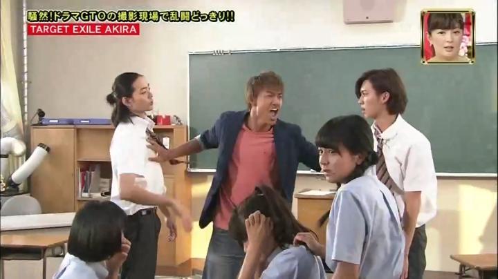 2代目【GTO】第2部、スクープ!鬼塚が撮影現場で傷害事件!?