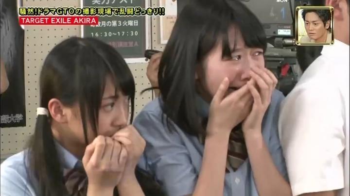 2代目【GTO】2部、鬼塚が傷害事件!?テイク3、ケンカを見て泣き出す女子生徒