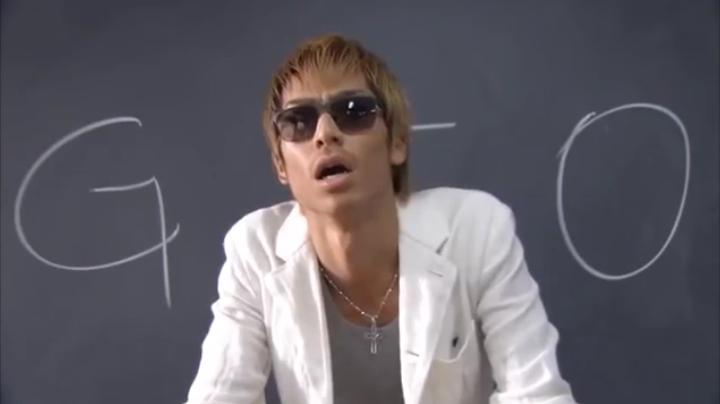 2代目【GTO】第2部第1話「グレートティーチャー鬼塚だ!!」