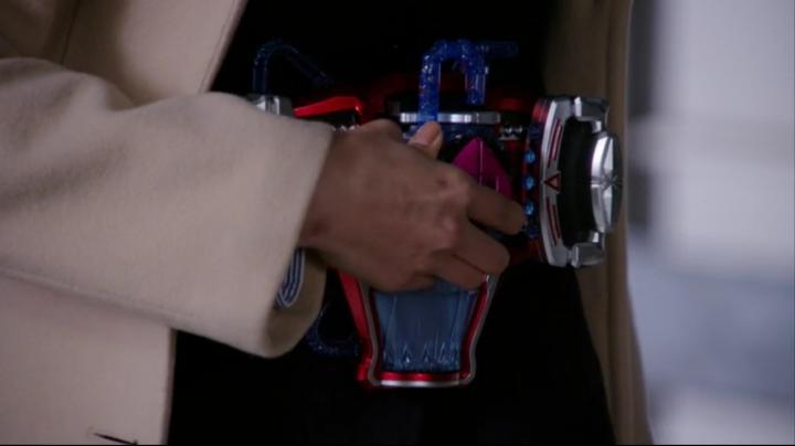 【ライダー鎧武】此れがライダーマリカと変身だ!!ベルトに付け
