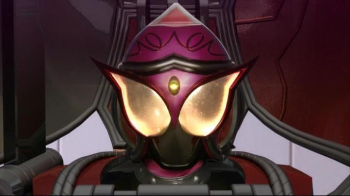 【ライダー鎧武】此れがライダーマリカと変身だ!!マリカの顔完成