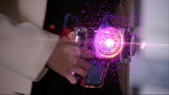 【ライダー鎧武】此れがライダーマリカと変身だ!!ベルトが光り