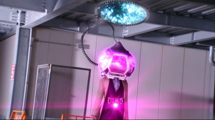 【ライダー鎧武】此れがライダーマリカと変身だ!!マリカのマスク装着