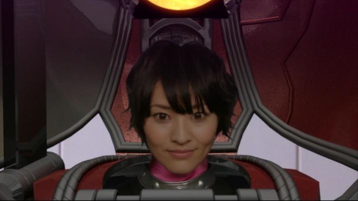 【ライダー鎧武】此れがライダーマリカと変身だ!!マリカのマスクアップ1