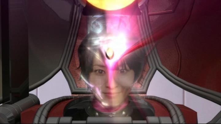 【ライダー鎧武】此れがライダーマリカと変身だ!!マリカのマスクアップ2