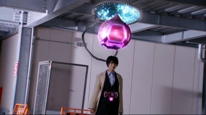 【ライダー鎧武】此れがライダーマリカと変身だ!!上からマリカのマスクが…2