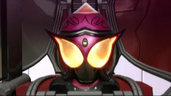 【ライダー鎧武】此れがライダーマリカと変身だ!!マリカのマスクアップ5