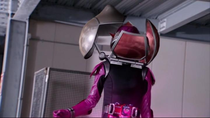 【ライダー鎧武】此れがライダーマリカと変身だ!!マリカの完成前2