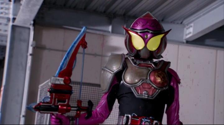 【ライダー鎧武】此れがライダーマリカと変身だ!!マリカの完成