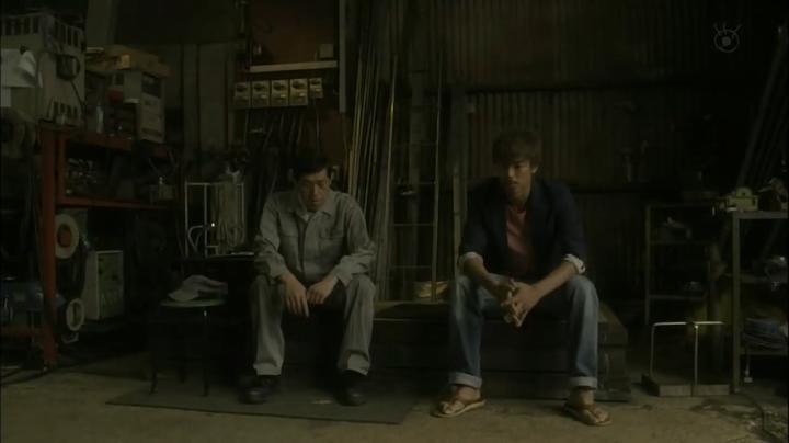 2代目【GTO】第2部第4話、桐谷の父ちゃんとダチに成った鬼塚