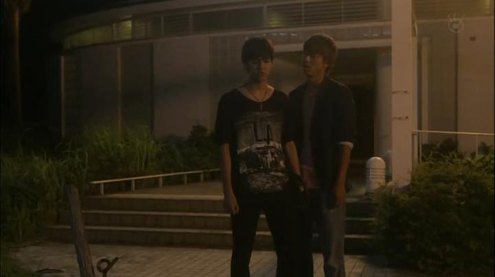 2代目【GTO】第2部第4話、桐谷を叱咤する鬼塚