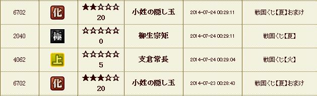 夏くじ461