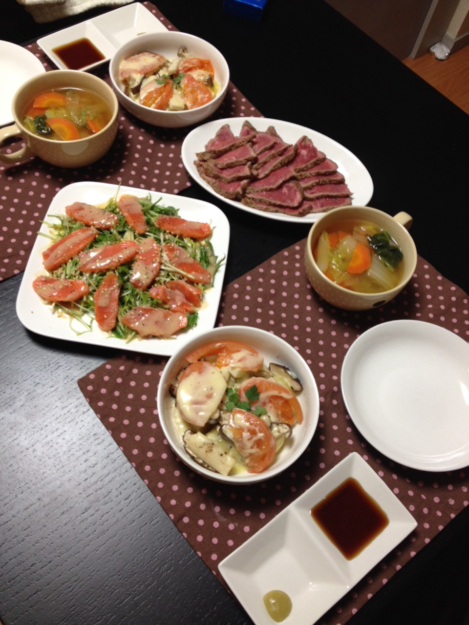 蔵田手料理