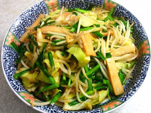 140419-231野菜とメンマの炒め(S)