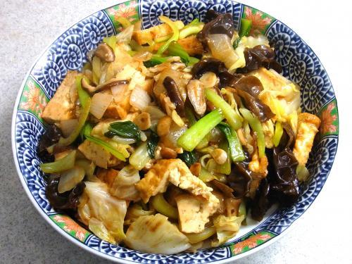 140629-221厚揚げと野菜の炒め(S)