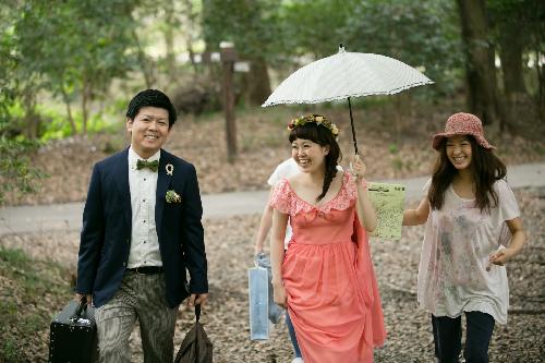 Lian mariage 富田さん