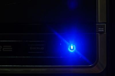 電源 PC うおっまぶしっ!