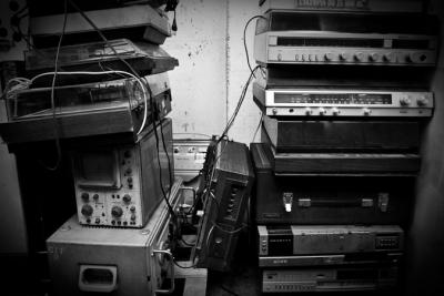 廃品 オーディオ AV機器