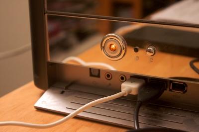 パソコン USB