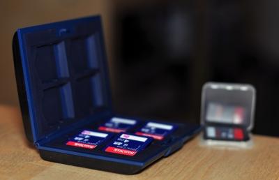 SD カード ケース