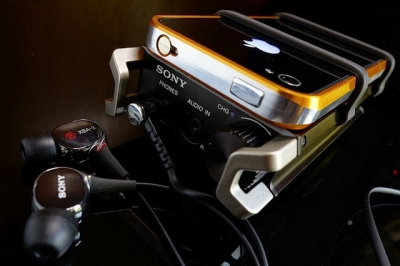 Sony ヘッドホンアンプ