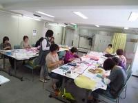 広島 中国新聞 ポジャギ教室