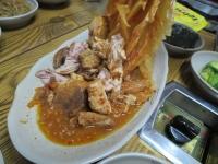 ハノクチップ キムチ鍋