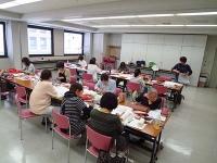 朝日カルチャー ポジャギ教室