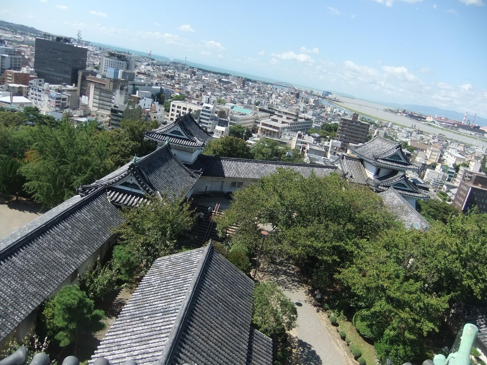 和歌山城2