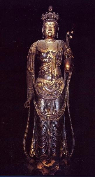 ...ストイックに仏像...|奈良/聖林寺『The国宝十一面観音』
