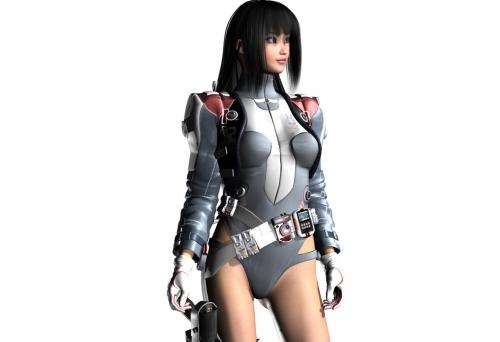 未来戦闘服?
