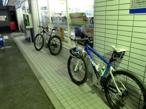 【2014.4.23】の通勤風景・2