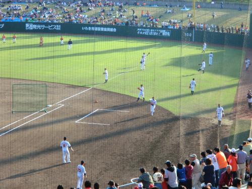 2014いわきプロ野球・8