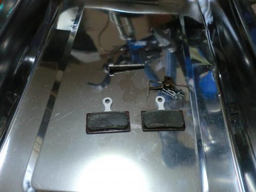 F03Cディスクブレーキパッド・4