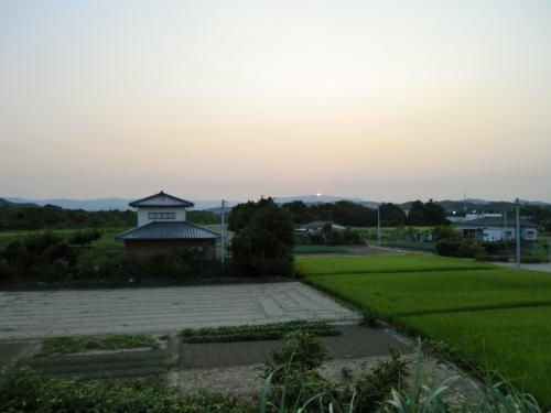 【2014.7.28】通勤風景・2