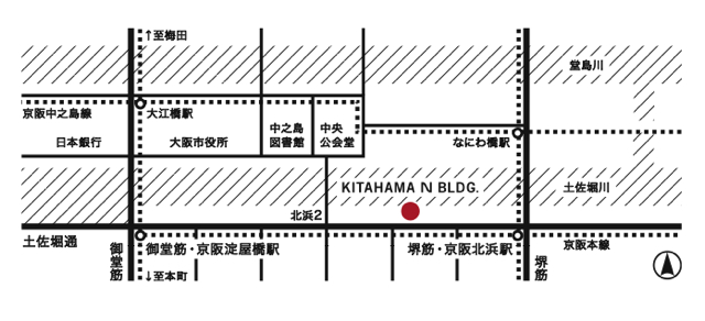 KITAHAMA_N_BLDG_infix中島麦nakajimamugi地図