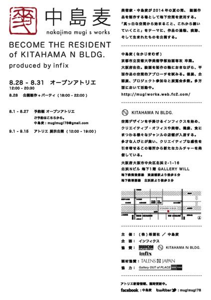 KITAHAMA_N_BLDG_infix中島麦nakajimamugi裏