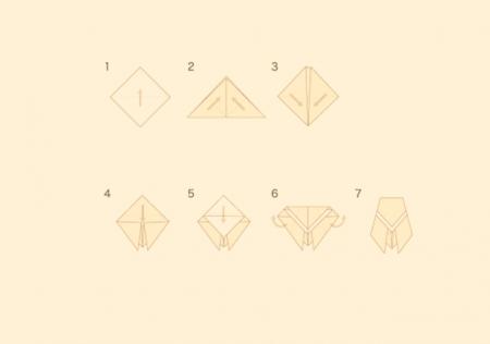 折り紙です