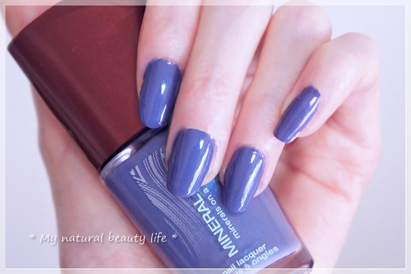 Mineral Fusion, Minerals on a Mission, Nail Lacquer, Grotto
