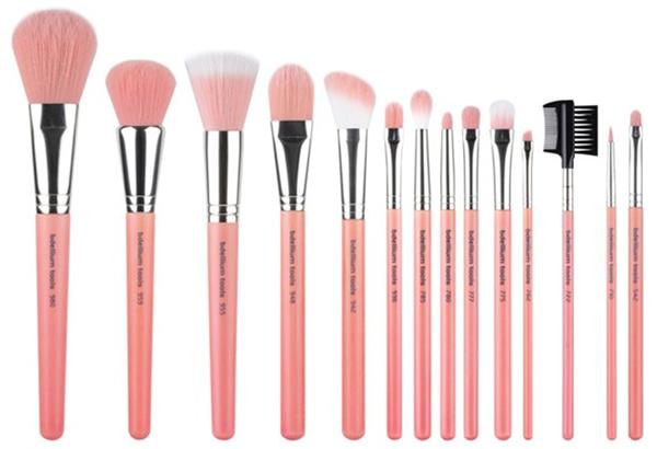 Bdellium Tools, Pink bambu series