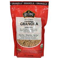 Go Raw, Organic Granola, Original,