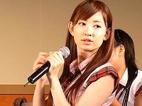 小嶋陽菜AKB48内でエロすぎる放送事故