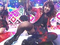AKB大島優子の例の卒業パンモロライブが熱いwwwwwwwwwww