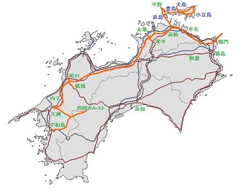 地図四国 - コピー (3) - コピー - コピー