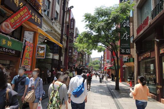 002中華街通り